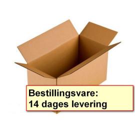 Papkasser 400 x 150 x 200 - 20 stk.