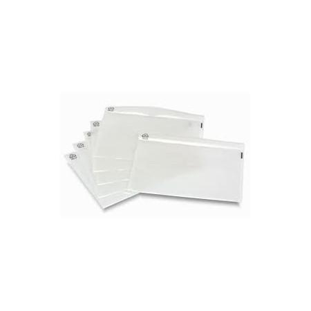 Plast lommer klar 155 x 230 mm 1000 stk
