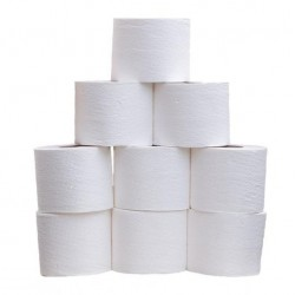 Toiletpapir 3 lags - 72 ruller