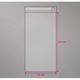 Cellofan pose 290x360 mm 100 stk