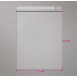 Cellofan pose 570x520 mm 100 stk