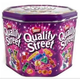 Quality Street 2,9 kg.