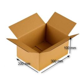 Papkasser 300x200x100 - 20 stk.