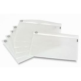Plast lommer klar 225 x 340 mm 500 stk