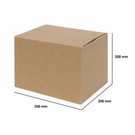 Papkasser 200x200x200 - 20 stk.