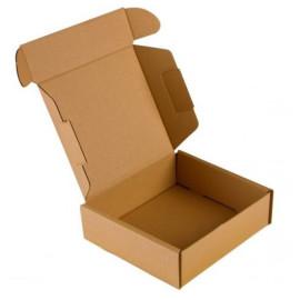 20 stk Papkasser 200х120x120 mm Brun