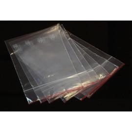 Klare plastposer 40x60x0,05 mm 1000 stk.