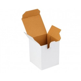20 stk. Quick box hvid - 89x89x108 mm
