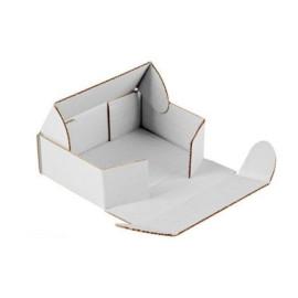 20 stk Papkasser 140x100x50 mm Hvid