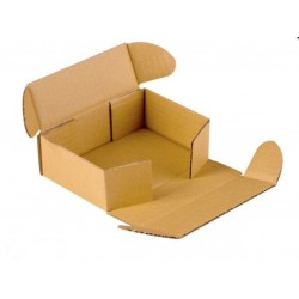 20 stk Papkasser 140x100x50 mm Brun